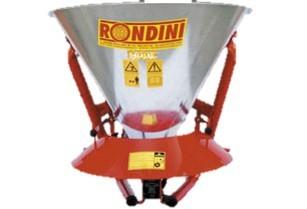 RONDINI Salz- u. Düngerstreuer SP300 INOX