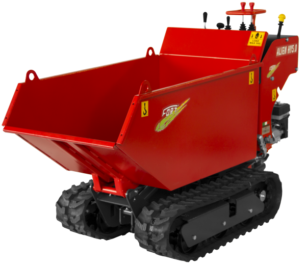 FORT ALIEN HY 5.0 Minitransporteur machine de base