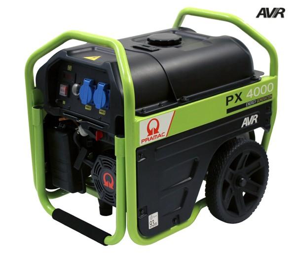 PRAMAC Stromerzeuger PX4000 230V 50HZ Einphasig