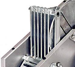 HERKULES Vertikalgitter zu Schredder 3500 Compact
