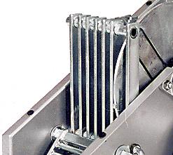 HERKULES Vertikalgitter zu Schredder 4000 Profi