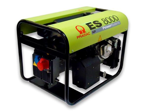 PRAMAC Stromerzeuger ES8000 400V 50Hz Dreiphasig