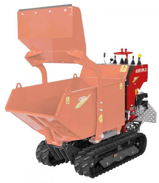FORT ALIEN HY 6.5.1 Minitransporteur machine de base
