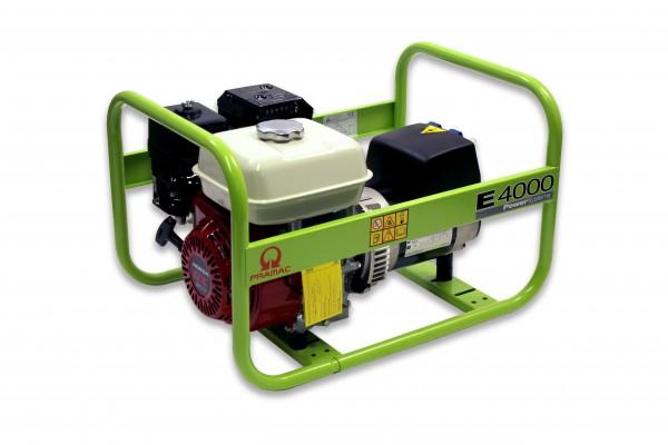 PRAMAC Stromerzeuger E4000 230V 50Hz Einphasig