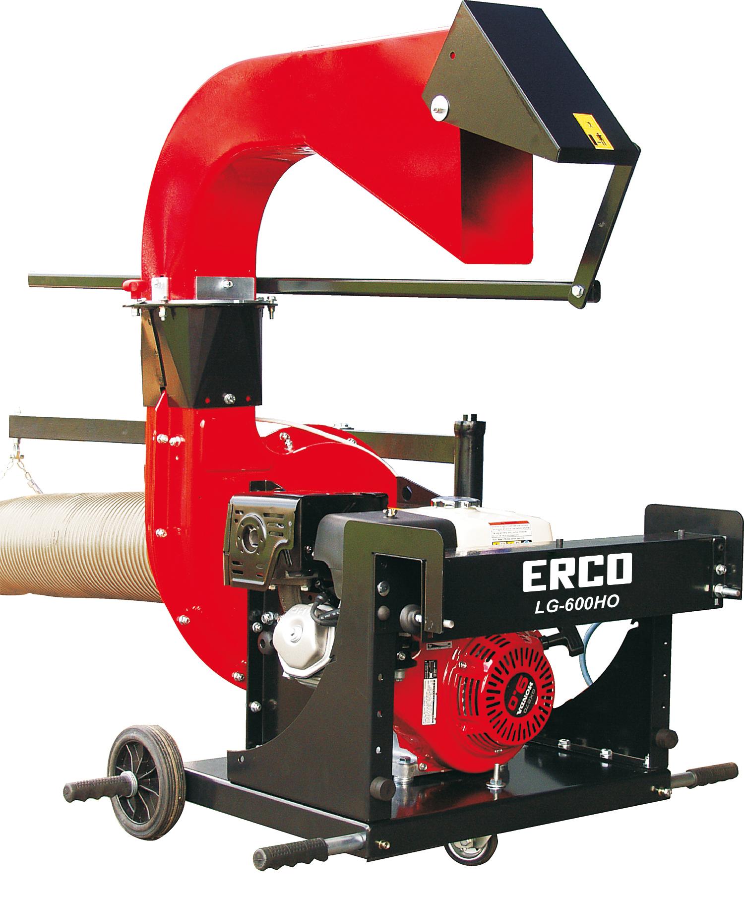 ERCO LG-600 Laublader