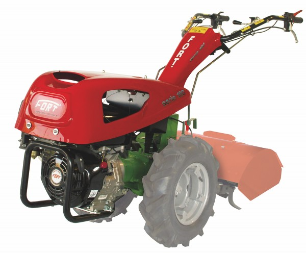 FORT série 180 Motoculteur machine de base