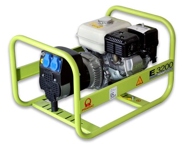 PRAMAC Stromerzeuger E3200 230V 50Hz Einphasig