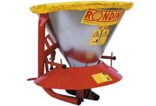 RONDINI Épandeur de sel et d'engrais SP150 INOX