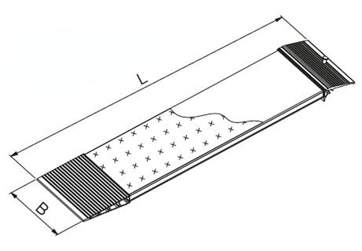 Verladerampe AOS 800