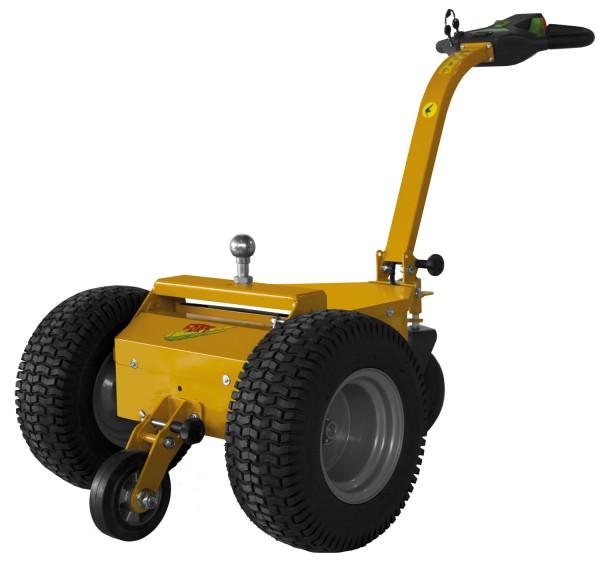 FORT 600W Minitransporteur électrique machine de base avec timon pivotante