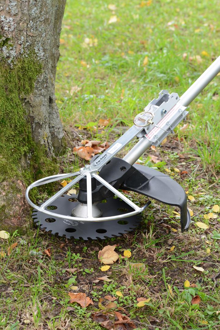 ERGO-SCHNITT Klappbarer Kanten- und Rindenschutz für Schneidwerkzeuge