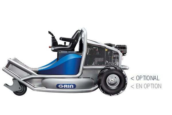 GRIN Aufsitzmäher RM120