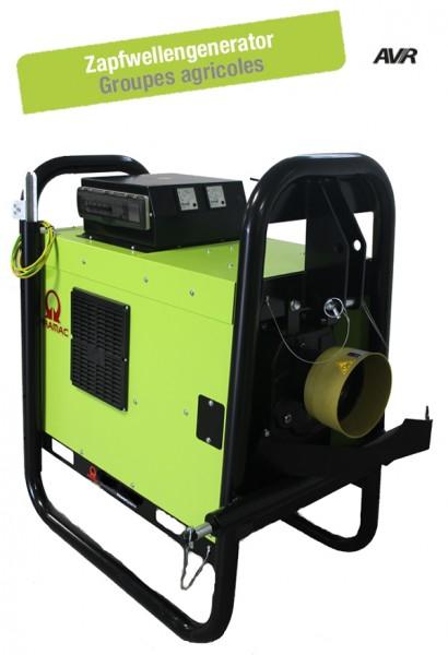 PRAMAC Zapfwellengenerator TG30/15 400V 50Hz Dreiphasig