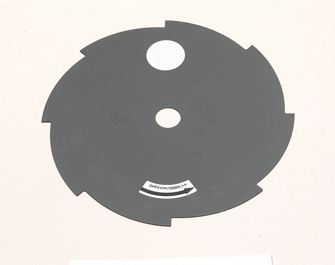 Messer 8-Zahn Ø 23cm
